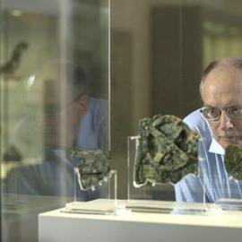 Photo of Dr. Tony Freeth and the Antikythera Mechanism