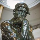 Photo of Rodin's Thinker