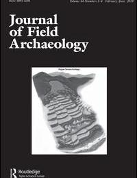 Cover of the Journal of Field Archaeology